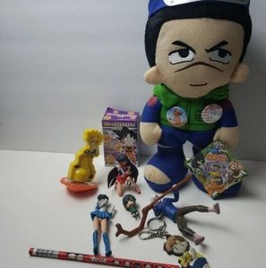 Japanese character items
